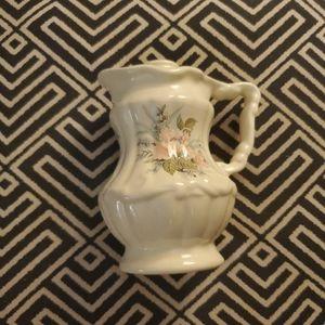 Vintage VB Athena Pitcher Vase